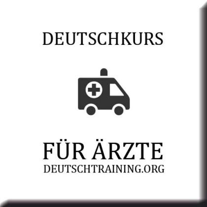 Deutsch für Ärzte