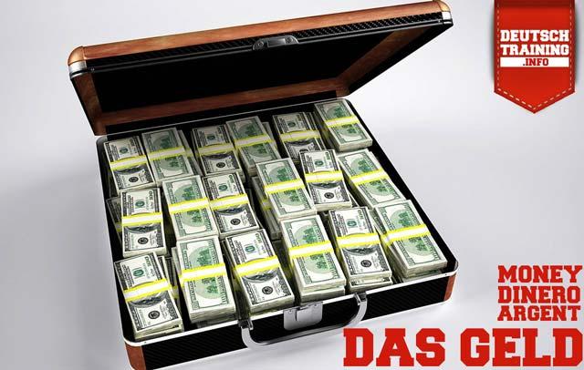Wortschatz Geld