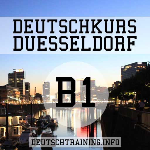 Deutschkurs B1 Düsseldorf