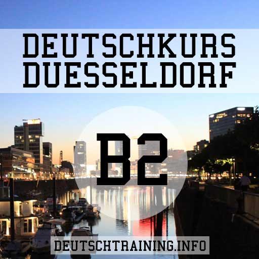 Deutschkurs B2 Düsseldorf