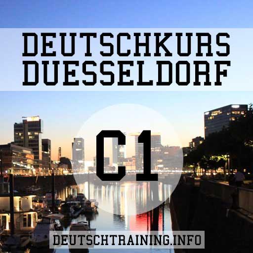 Deutschkurs C1 Duesseldorf