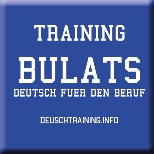 BULATS - Deutsch für den Beruf