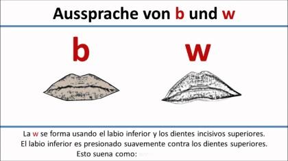 B und W