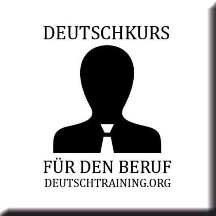 Deutsch fuer den Beruf
